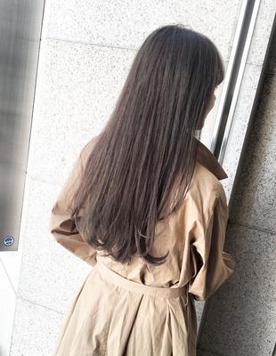 大人の透け感ロングレイヤー(OM-69)