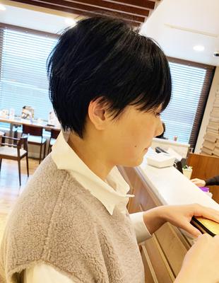 暗髪ハンサム(OM-198)