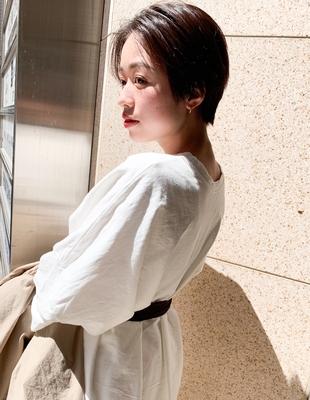 美人に魅せるスマートショート(OM-216)