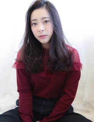 暗髪つやロング(AY-021)