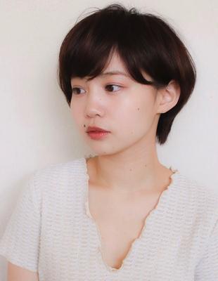 小顔ショートスタイル(AY-054)
