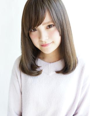 透明感女子ワンカール(IH-101)