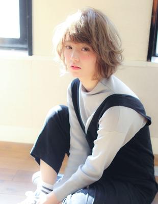 大人かわいいマーメイドアッシュ(MY-08)