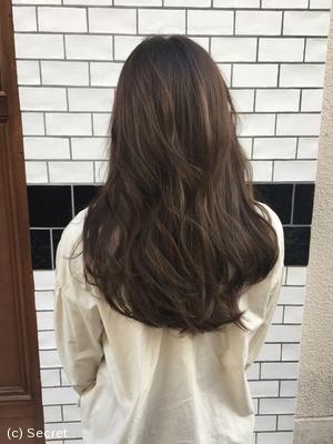 アラフォー 髪色