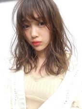 「鎌倉」小顔フェミニンモテゆるふわパーマ 16
