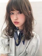 「鎌倉スタイル」モテかわ♡大人小顔パーマミディアム18