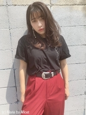 【山田】ヘルシーレイヤーインナーハイライトy56