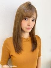 【山田】モテさら艶髪ストレートヘアy73