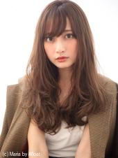 【重山祐亮】ゆるめカールの大人ロング♪S9