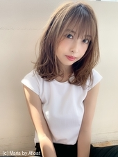 【重山】小顔Aラインセミディ♪S104