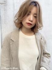 【重山】Aラインアンニュイカールセミディ♪S131