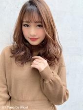 【重山】カジュアルウエーブセミディ♪S159