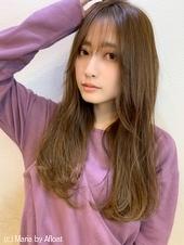 【重山】小顔Aラインロング♪S181