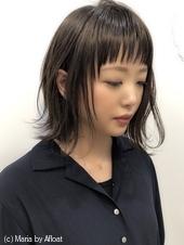お客さまヘアスタイル☆ショートバングにばっさりイメチェン♡