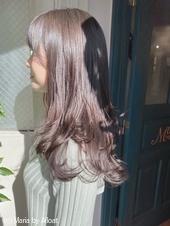 ヴィーガンカラーの魅力♡ロングヘアもレイヤーで旬髪に♡