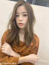 【添田】ヘルシーレイヤーフェザーロング柔らかデジタルパーマs-47