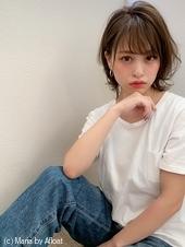 【添田】ひし形ヘルシーレイヤーデジタルパーマ大人ボブs-49