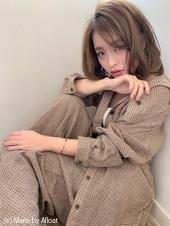【添田】大人パーマボブディヘルシーレイヤーイルミナカラーs-51