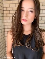 添田】大人の艶カラー ハイライト ロングs-94