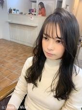 アフロート添田】田中みな実さん風前髪カットはお任せ下さい!