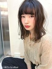 波ウェーブ アッシュグラデーション【x10】