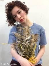 イメチェンカジュアル外国人風ショート☆宮下