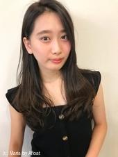 【宮下】自由が丘美容室マリアバイアフロートN.カラー