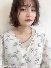 小顔モテ髪ミニボブ5