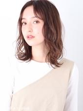 大人モテ髪ミックスパーマ36