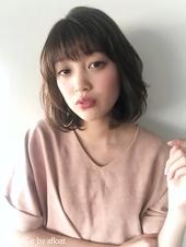 大人可愛いフレンチボブ【k28】