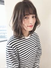 ひし形レイヤーカジュアルロブ【k148】