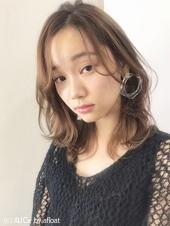 大人カジュアル愛されフェミニンレイヤー【k163】