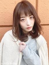 ひし形レイヤーゆるふわデジタルパーマ【k185】