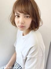 ふんわり柔らかレイヤーボブ【k303】