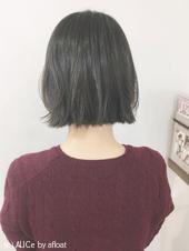 トレンド可愛い切りっぱなしボブ【k356】