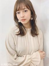 愛されレイヤーセミディ【k363】