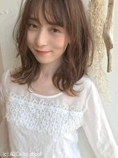 ゆるふわ外ハネミディ【T19】