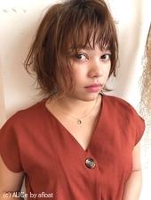 ゆるふわショートボブレイヤー【T21】