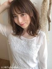 ゆるふわ外ハネ【T23】
