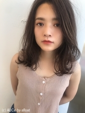 ナチュラル外ハネミックス【T28】