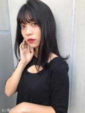 艶髪外ハネヘア【T62】