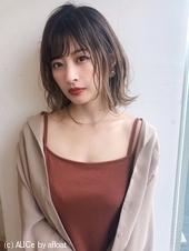 小顔カット シアーベージュ【K_47】