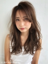ひし形ゆるミックスロングA685