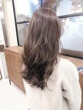 【浅井剛史】ハイライトカラー 毛先パーマA869