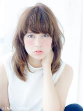 ネオウルフ 梨花さん風 ハイレイヤーミディアム【N-345】