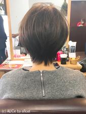 ひし形カジュアルショート M54