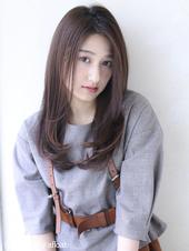 ワンカールセミロング ツヤ髪【y−228】