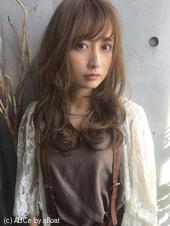 春のモテ髪♡デジタルパーマセミロング 【y−300】