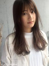 ツヤ髪ナチュラルストレート【y−332】