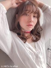 ひし形ミディ♡春色ラベンダー【y−448】